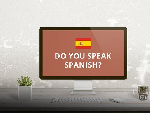 Spanish course online via zoom